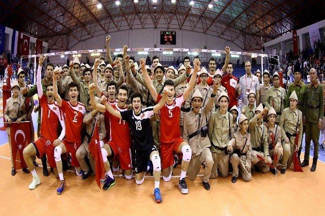 U20 Erkekler Avrupa Voleybol Şampiyonası