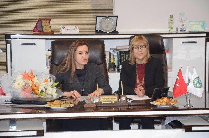"""AK Parti Genel Başkan Yardımcısı Hotar: """"720 Bin Taşeron İşçi Kadroya Geçecek"""""""