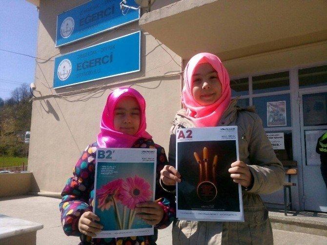 En Geniş Katılımlı Sivil Bilgi Yarışması Yapıldı