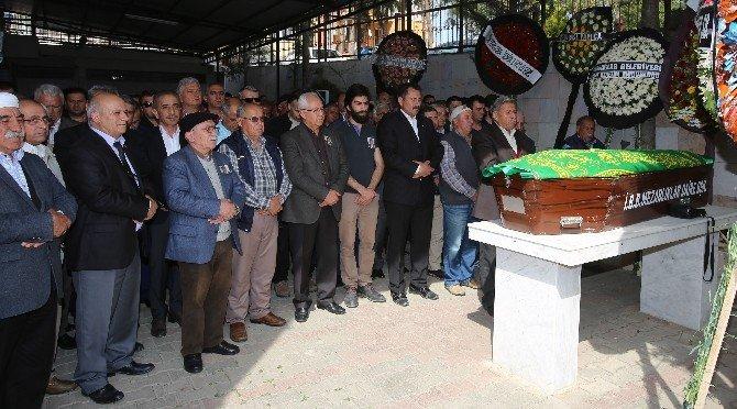 Başkan Yardımcısı Yevimli, Son Yolculuğuna Uğurlandı