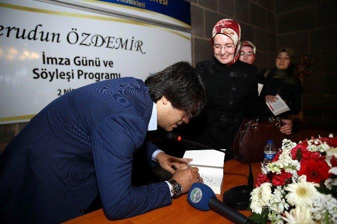 Yazar Feridun Özdemir: