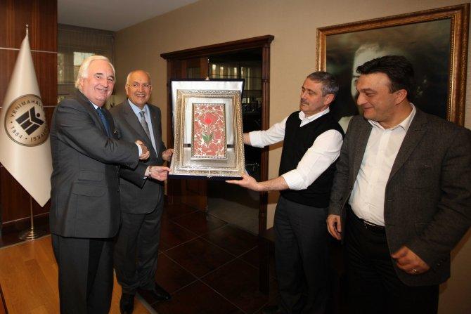 İspanya Büyükelçisi Peydro, Yenimahalle'de
