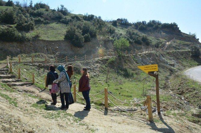 Uncubozköy Kursiyerleri Peri Bacalarına Hayran Kaldı