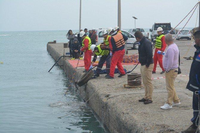 Liman Ve Sahiller Temizleniyor