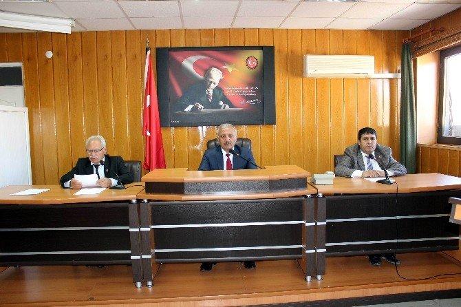 İl Genel Meclis Başkanlığına İrfan Yılmaz Seçildi
