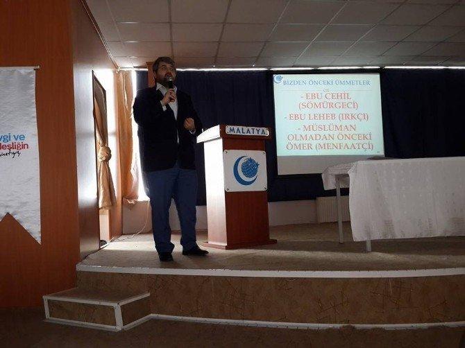 Bölge Eğitim Toplantısı Malatya'da Yapıldı
