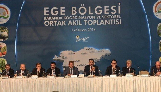 AK Partili Şahin Tin Ortak Akıl Toplantısına Katıldı