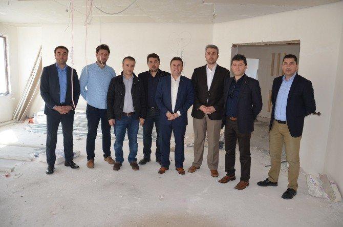 AK Parti Fatsa İlçe Teşkilatı Yeni Yerine Taşınıyor