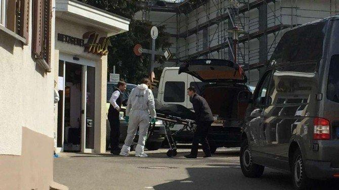 Almanya'da Genç Türk Anne Çocuklarının Gözü Önünde Öldürüldü