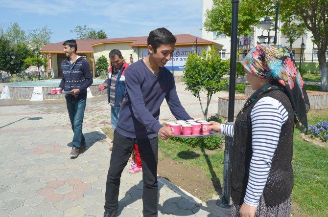 Alparslan Türkeş adının yaşatıldığı parkta anıldı