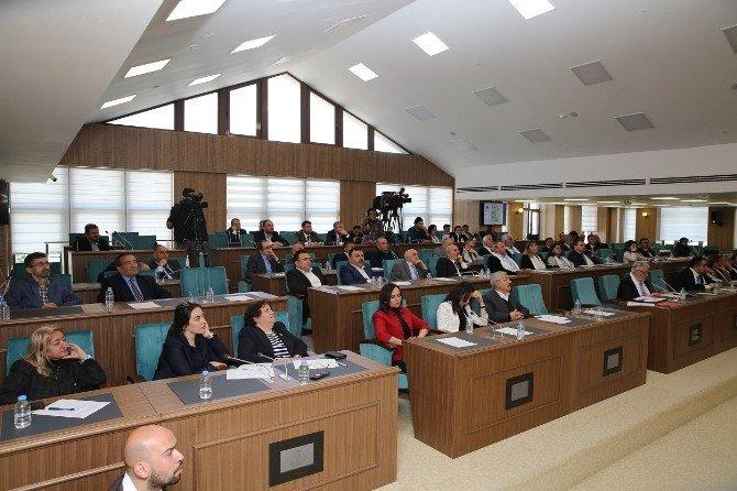 Altınordu Belediye Meclisi Alman Konukları Ağırladı