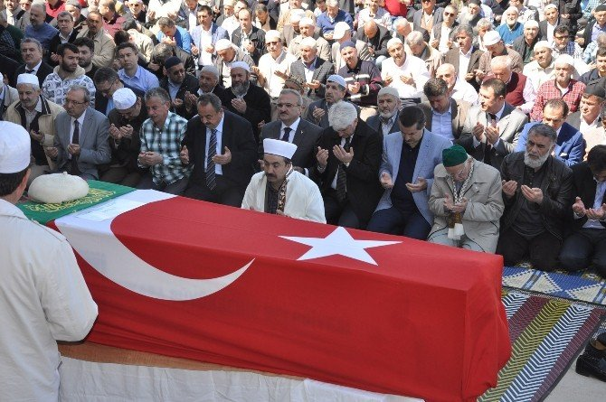 Msp Eski Milletvekili Dr. Emin Acar Toprağa Verildi