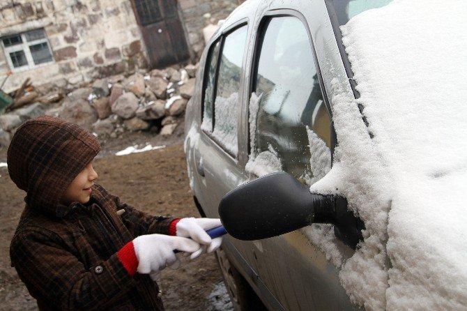 Ardahan'da Kar Ve Tipi