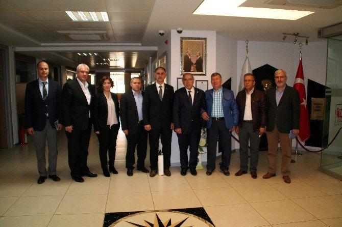 Ayso, İran İş Geliştirme Toplantısına Katıldı
