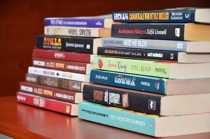 Başkan Çağırıcı'dan Cezaevine Kitap