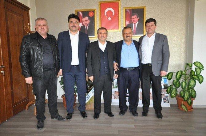 Başkan Avcu'ya Ziyaret