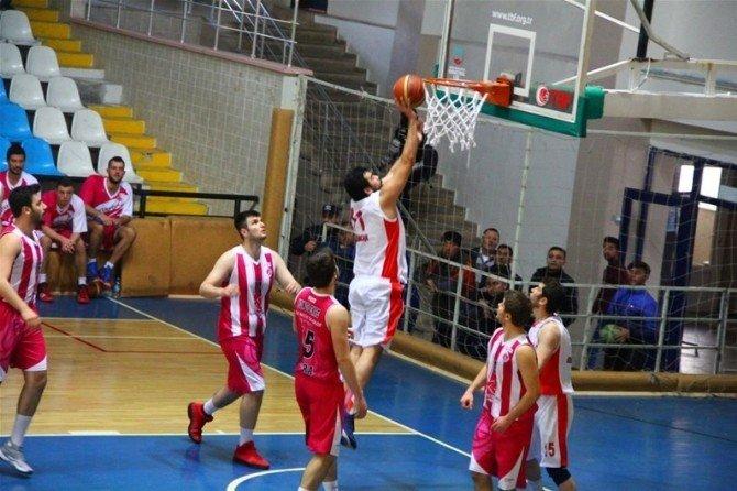 Erzincan Gençlik Spor Lideri Devirdi