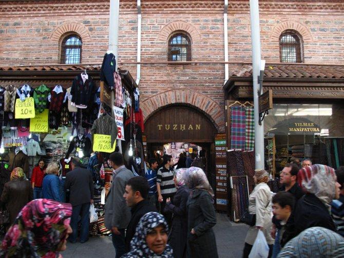 Tarihi çarşı ve hanlar bölgesi Payitaht Çarşı Alışveriş Günleri ile şenlenecek