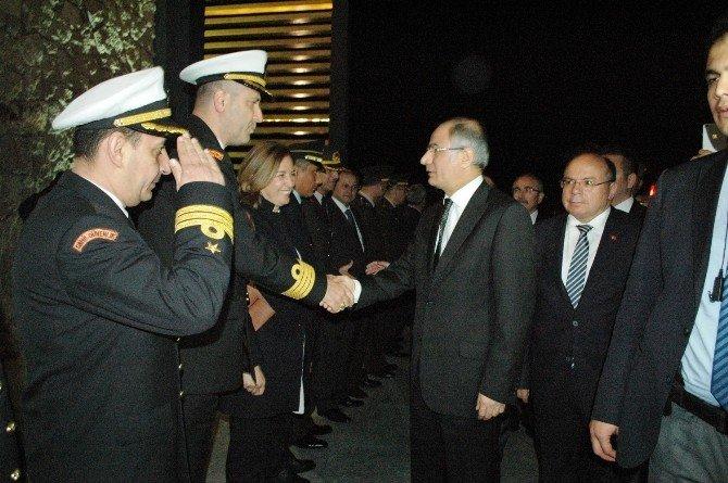 """Başkan Demiralp; """"Kıyı Limanlarımız Transit Geçişler İçin Kullanılacak"""""""