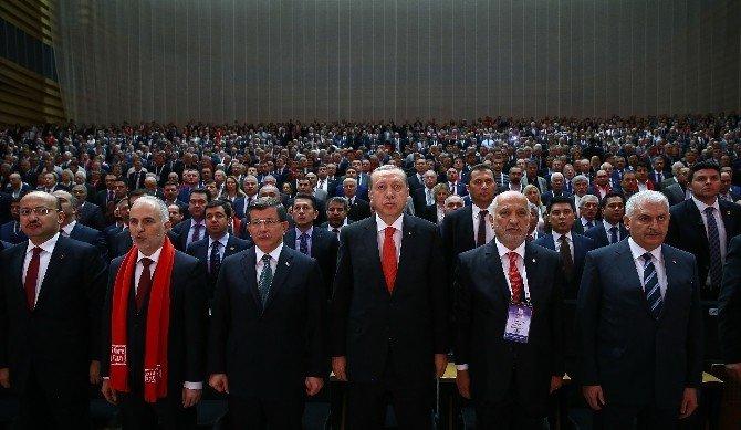 Cumhurbaşkanı Erdoğan'dan Güvenlik Güçlerine 'Devlet Yanınızda' Çağrısı