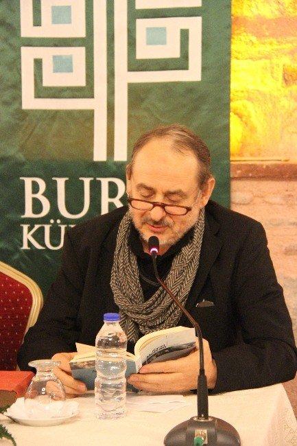 """Şair Ahmet Mercan: """"İnsan Mahkemesini İçinde Taşır"""""""