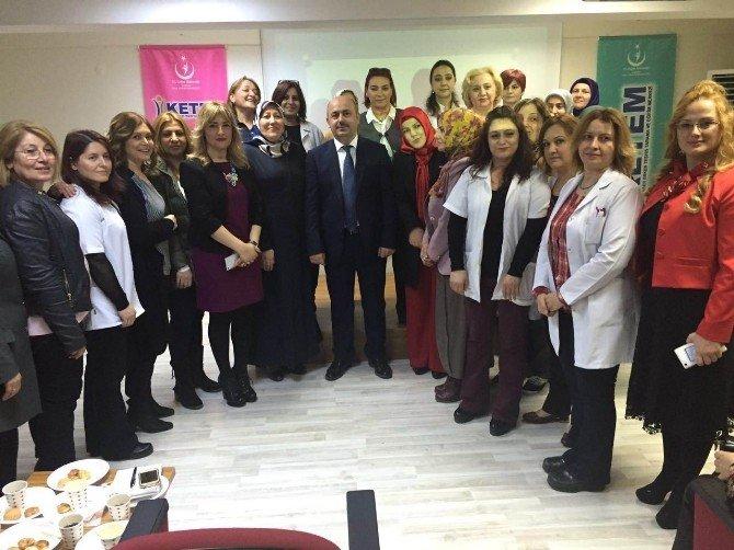 Kadın Liderler Ketem'de Buluştu