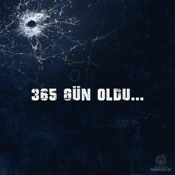 365 Gün Oldu…