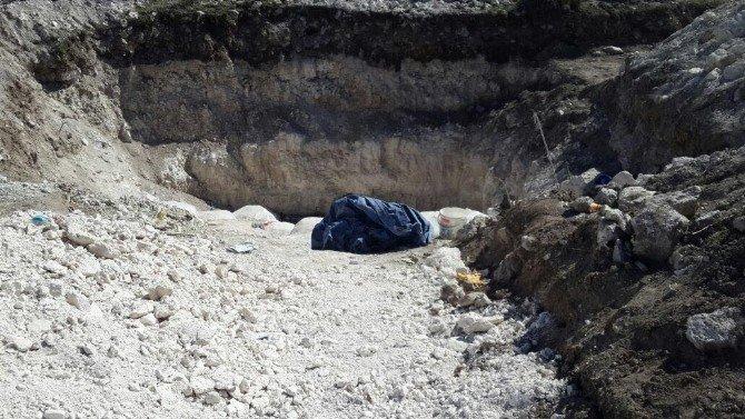 Eskişehir'de Kaçak Kazı Operasyonu