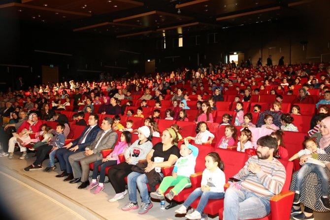 Salon Sirki'ni 3 günde 10 bin kişi izledi