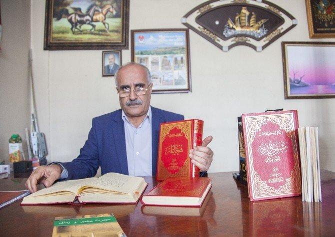 Kendi Çabasıyla Osmanlıca Öğrendi