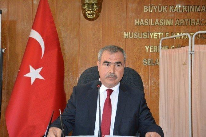 Kırıkkale İl Genel Meclisi Başkanı Murat Çaykara Oldu