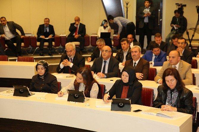 Kocasinan Belediyesi Nisan Ayı Meclis Toplantısı Yapıldı