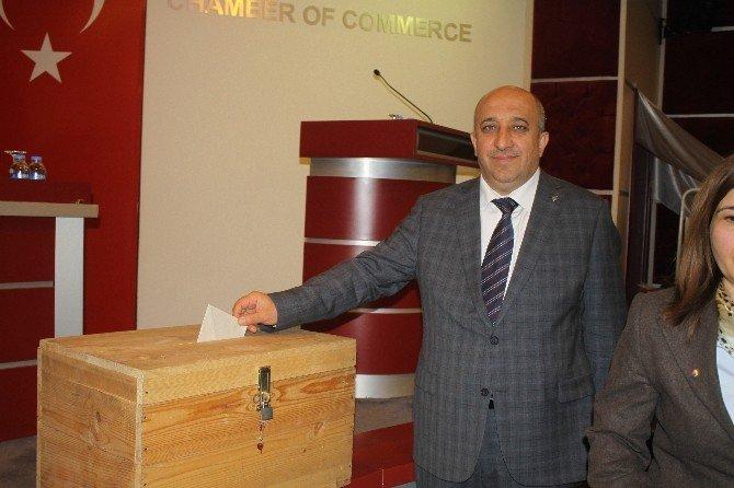 KTO'da Meclis Başkanı Seçimi