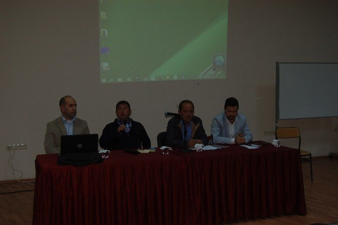 Lapseki'de Lapseki'de Tarım Ve Tarım Eğitimi Paneli