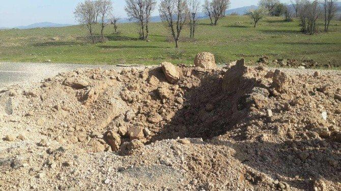 Lice'de Patlama, Bölgede Operasyon Başlatıldı