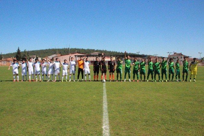 Bilecik İl Özel İdarespor Kendi Evinde İzmir Temsilcisi Çiftay Yeşilova Gençlik Spor'a 5-0 Yenildi