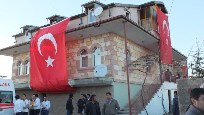 Nevşehir'in Derinkuyu ilçesine şehit ateşi düştü