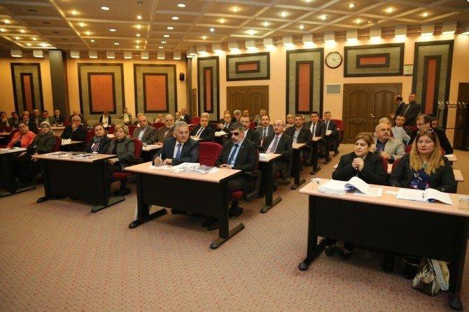 Melikgazi Belediye Nisan Ayı Meclis Toplantısı Yapıldı