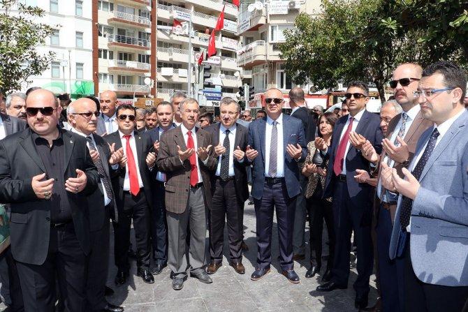 Alparslan Türkeş Manisa'da anıldı