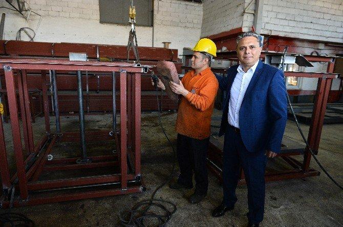 Muratpaşa Belediyesi Yeraltı Çöp Konteyneri Satışına Başladı