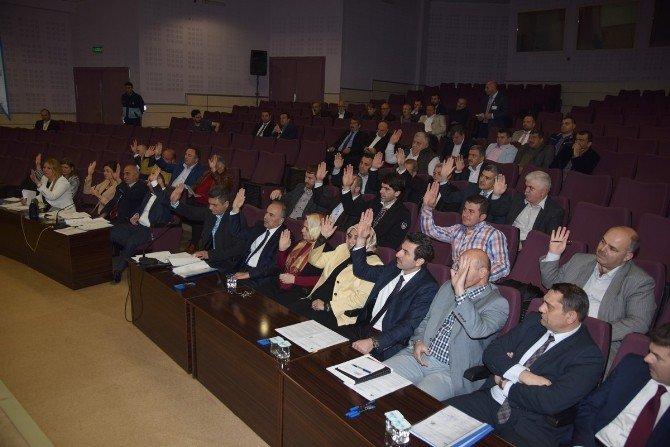 Kartepe Belediyesi Nisan Meclisi Toplandı