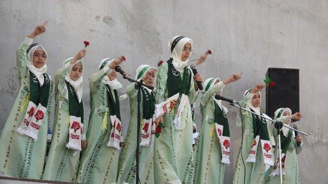 Nizip'te Kutlu Doğum Haftası Kutlandı