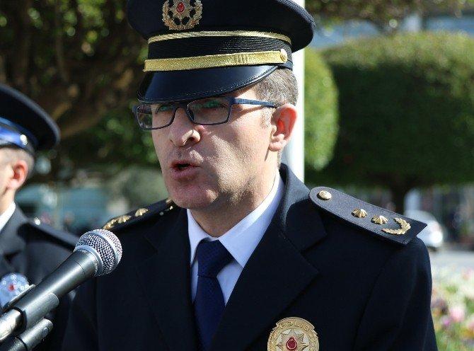 Akhisar Polis Teşkilatı, 171. Kuruluş Yıldönümünü Kutladı