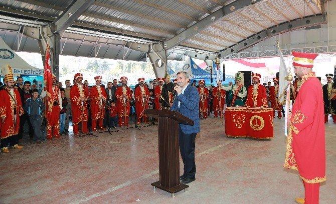 Şahinbey Belediye Başkanı Tahmazoğlu: