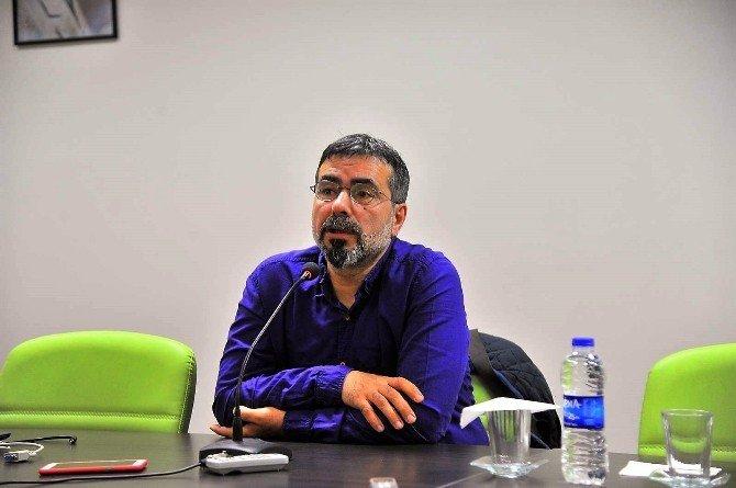 """SAÜ'de """"Paragone/söz Ve Göz"""" İsimli Etkinlik Düzenlendi"""