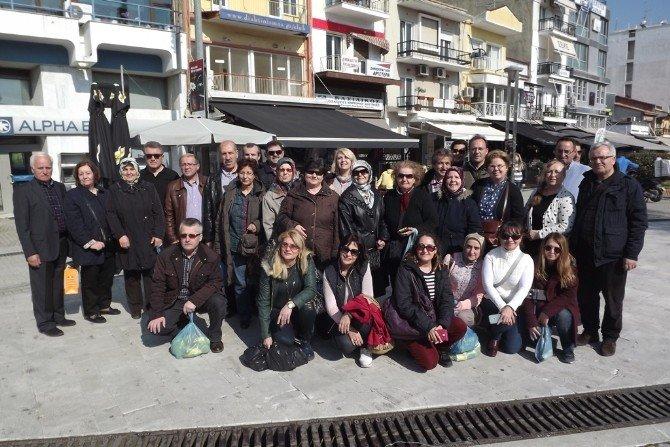 Süleymanpaşa Belediyesi İle Ata Topraklarına Ziyaretler Devam Ediyor