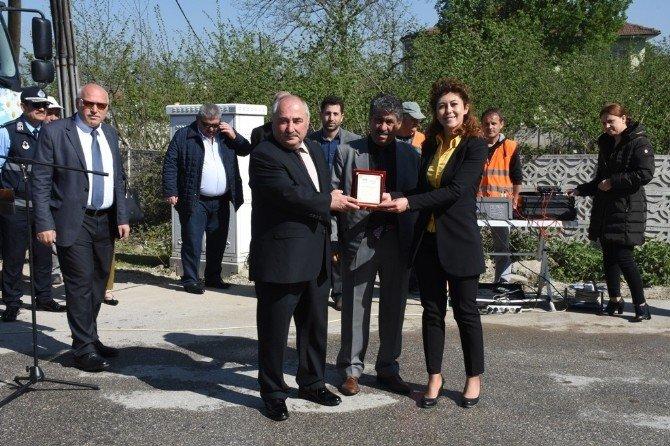 Düzce Belediyesi Bahar Temizlik Kampanyası Başladı