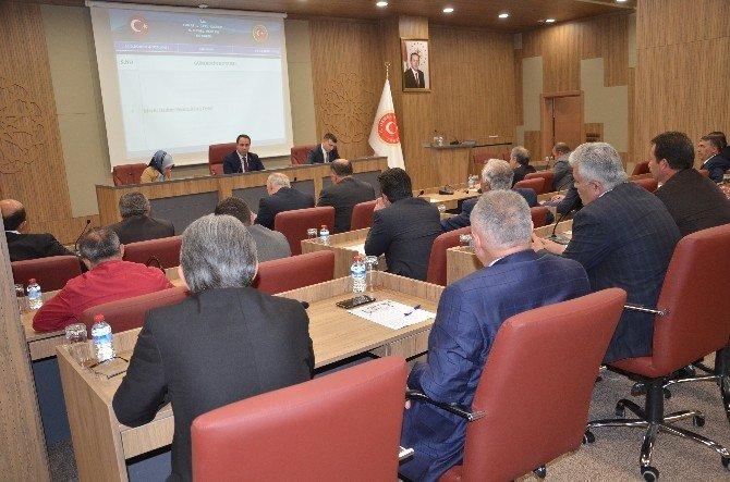 Tokat İl Genel Meclisi Sandık Başına Gitti
