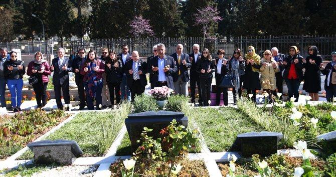 Fenerbahçe'de Yüksel Günay kabri başında anıldı