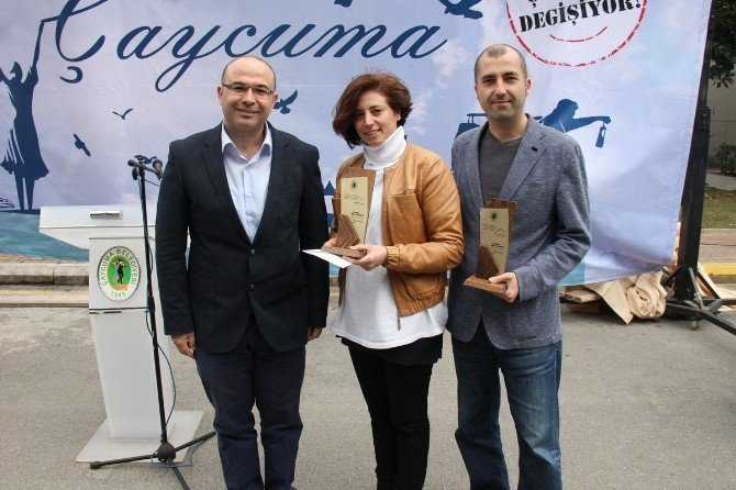 Çaycuma'da Mimari Tasarım Yarışması Ödül Töreni Yapıldı
